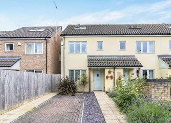 Thumbnail 3 bed semi-detached house for sale in Bell View Close, Cheltenham, Gloucestershire