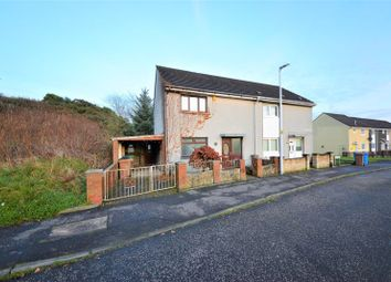 Thumbnail 2 bed semi-detached house for sale in Hillview, Cowdenbeath