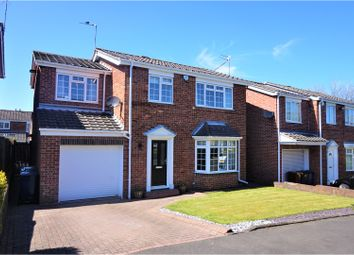Thumbnail 4 bedroom detached house for sale in Grosvenor Court, Newcastle Upon Tyne
