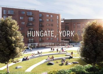 Thumbnail 1 bed flat for sale in Hungate, York
