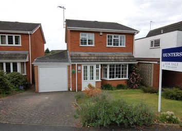 Thumbnail 3 bed detached house for sale in Chingford Close, Wordsley