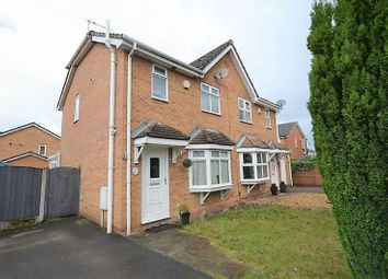 Thumbnail 3 bed semi-detached house for sale in 4 Stavesacre, Leigh