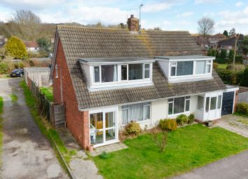 Thumbnail 3 bed semi-detached house for sale in Dukes Meadow, Hamstreet, Ashford