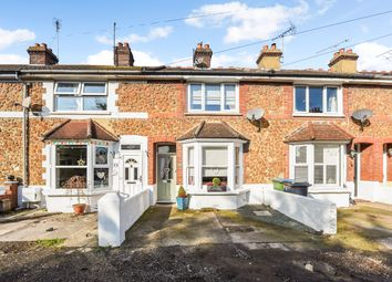 Thumbnail 2 bed terraced house for sale in Highfield Road, Bognor Regis