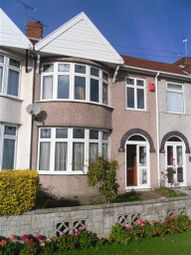 Thumbnail 3 bed terraced house to rent in Cleeve Park Road, Downend, Bristol