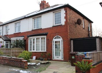 Thumbnail 3 bed semi-detached house for sale in Ash Road, Denton, Manchester