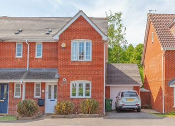 Thumbnail 3 bed semi-detached house for sale in Highpath Way, Basingstoke