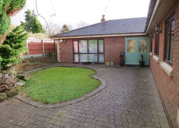 Thumbnail 4 bed detached bungalow to rent in Woodhart Lane, Eccleston, Chorley