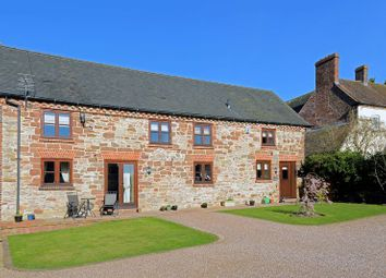 Thumbnail 3 bed barn conversion for sale in Wellington Road, Lilleshall, Shropshire