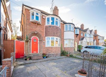 Thumbnail 3 bed semi-detached house for sale in Harts Green Road, Harborne, Birmingham