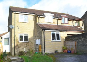 Thumbnail 3 bedroom semi-detached house for sale in Townsend Rise, Bruton