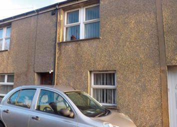Thumbnail 3 bed terraced house for sale in Penlan Ucha, Penrhyndeudraeth, Gwynedd