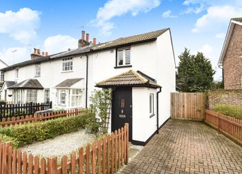 Thumbnail 2 bedroom cottage for sale in West Street, Ewell, Epsom