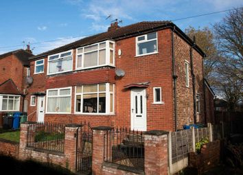 Thumbnail 3 bed semi-detached house for sale in Downham Crescent, Prestwich