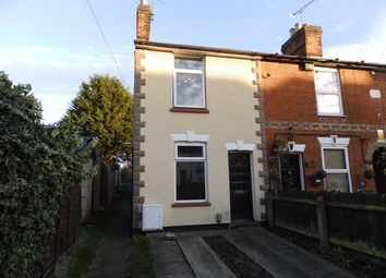 Thumbnail 2 bed end terrace house for sale in York Road, Ipswich, Suffolk