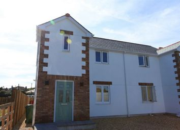 Thumbnail 3 bed semi-detached house for sale in Plot 7 Wheal Rose, Roche Road, Bugle, Cornwall