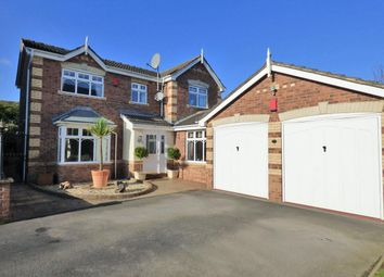 Thumbnail 5 bed detached house for sale in Muirfield Drive, Wakefield