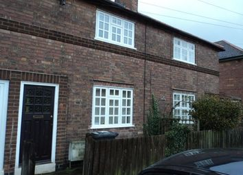 Thumbnail 2 bedroom terraced house to rent in Thorneywood Road, Long Eaton
