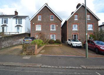 Thumbnail 4 bed semi-detached house for sale in Somerset Road, Redhill