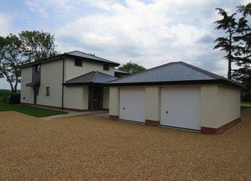 Thumbnail 4 bedroom detached house for sale in High Street, Gislingham, Eye