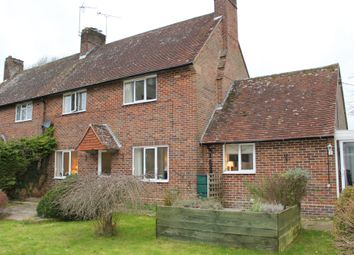 Thumbnail 3 bed semi-detached house to rent in The Goodens, Cheriton, Alresford, Hampshire