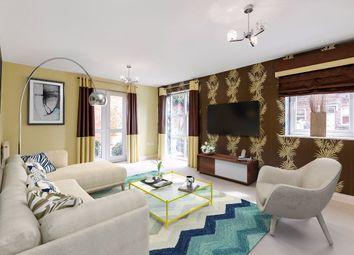 Thumbnail 2 bed flat for sale in Claremont Villas, Darlington