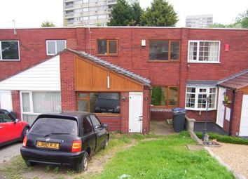 Thumbnail 3 bedroom terraced house for sale in Goodwood Close, Hodge Hill, Birmingham