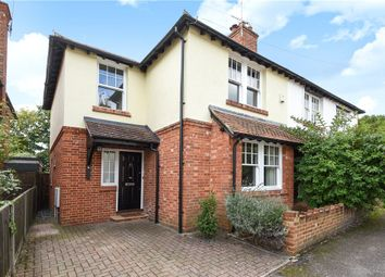Thumbnail 3 bedroom semi-detached house for sale in Coworth Road, Sunningdale, Berkshire