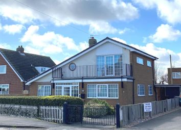 Thumbnail 4 bed detached house for sale in Station Road, Sutton-On-Sea, Lincolnshire