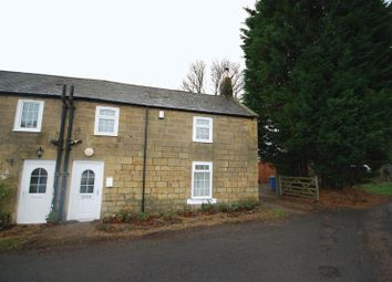 Thumbnail 3 bed terraced house for sale in Longhirst, Morpeth