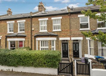 Thumbnail 4 bed terraced house for sale in Gladstone Road, Wimbledon