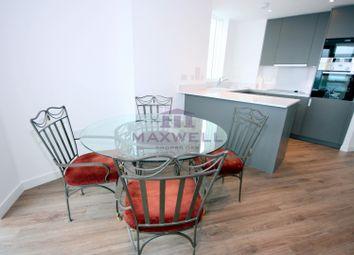 Thumbnail 2 bed flat to rent in 1 Saffron Central Square, Croydon, London
