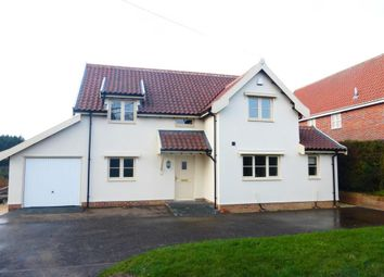 Thumbnail 5 bedroom country house to rent in Norwich Road, Salingham Nethergate