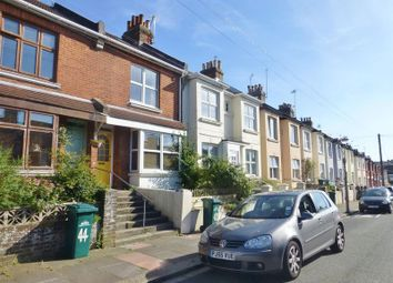 Thumbnail 4 bed terraced house to rent in Buller Road, Brighton