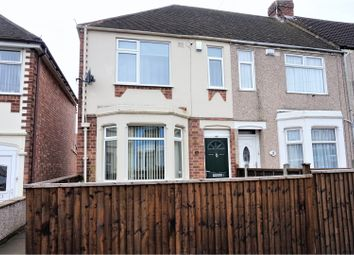 Thumbnail 2 bedroom end terrace house for sale in Elgar Road, Coventry