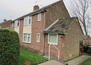 Thumbnail 1 bed flat for sale in Wordsworth Avenue, Whickham, Newcastle Upon Tyne.