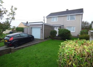 Thumbnail 3 bed detached house for sale in Stad Glanrafon, Llanfechell, Amlwch, Anglesey