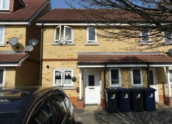 Thumbnail 3 bed semi-detached house for sale in Poppy Close, Northolt