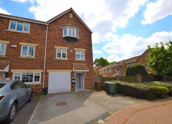 Thumbnail 4 bed town house to rent in Castle Lodge Gardens, Rothwell, Leeds