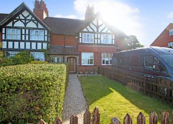 Thumbnail 3 bed cottage for sale in Gable Cottages, Blythe Bridge Road, Caverswall, Stoke-On-Trent