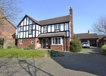 Thumbnail 4 bed detached house for sale in Holmwood Gardens, Bristol