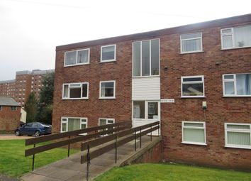 Thumbnail 2 bed flat for sale in Princes Street, Rugby