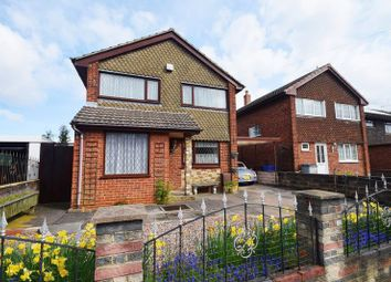 Thumbnail 3 bedroom detached house for sale in Kettering Drive, Stoke-On-Trent