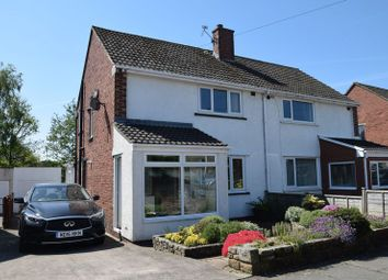 Thumbnail 2 bed semi-detached house to rent in Green Lane, Belle Vue, Carlisle