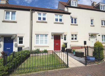 Thumbnail 3 bed terraced house for sale in Fenby Place, Redhouse, Swindon