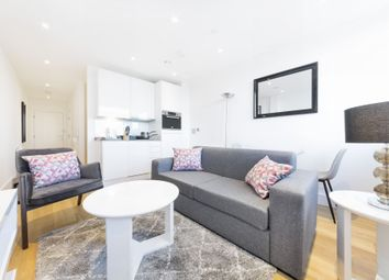 Thumbnail Studio to rent in Skyline Apartments, 292-298 High Street, Slough