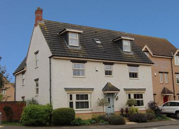 Thumbnail 5 bed detached house to rent in Brunel Avenue, Colsterworth, Grantham