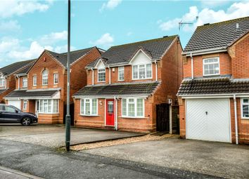 Thumbnail 3 bed detached house for sale in Cordelia Green, Heathcote, Warwick