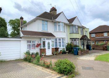 Thumbnail 3 bed semi-detached house for sale in Beechwood Avenue, Harrow