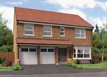 "Thumbnail 4 bed detached house for sale in ""The Warren"" at Otley Road, Killinghall, Harrogate"